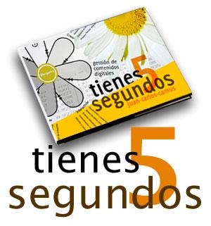 Imagen de la portada del libro Tienes 5 Segundos