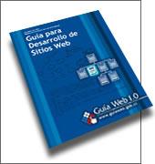 Imagen de la portada de la Guía Web Versión 1.0