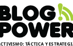 Logotipo de Blogpower 2011