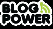 Logotipo de Blogpower 2011