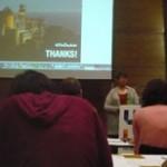 La clase con Kim Goodwin en UX-LX