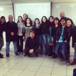 Los alumnos del grupo de AI-UX 2013